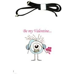 Valentine Day Poster Shoulder Sling Bags