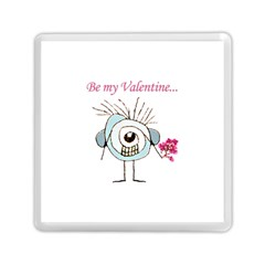 Valentine Day Poster Memory Card Reader (Square)