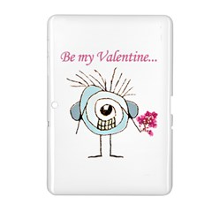 Valentine Day Poster Samsung Galaxy Tab 2 (10.1 ) P5100 Hardshell Case