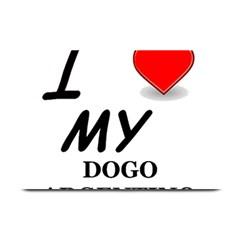 Dogo Love Plate Mats