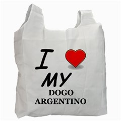 Dogo Love Recycle Bag (One Side)