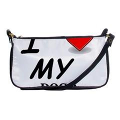 Dogo Love Shoulder Clutch Bags
