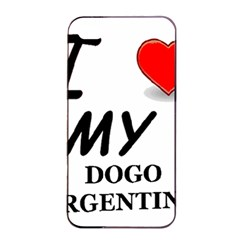 Dogo Love Apple iPhone 4/4s Seamless Case (Black)