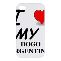 Dogo Love Apple iPhone 4/4S Premium Hardshell Case