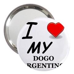 Dogo Love 3  Handbag Mirrors
