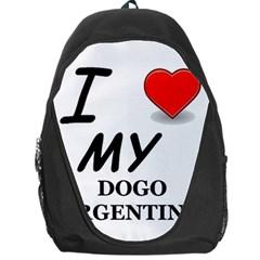 Dogo Love Backpack Bag