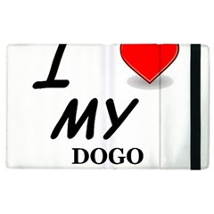 Dogo Love Apple iPad 3/4 Flip Case