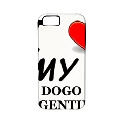Dogo Love Apple iPhone 5 Classic Hardshell Case (PC+Silicone)
