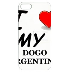 Dogo Love Apple iPhone 5 Hardshell Case with Stand