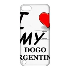 Dogo Love Apple iPod Touch 5 Hardshell Case with Stand