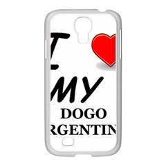Dogo Love Samsung GALAXY S4 I9500/ I9505 Case (White)