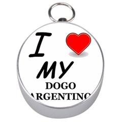 Dogo Love Silver Compasses