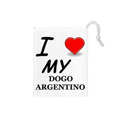 Dogo Love Drawstring Pouches (Small)