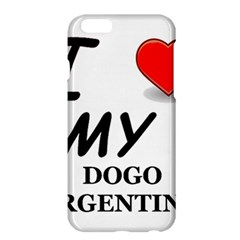 Dogo Love Apple iPhone 6 Plus/6S Plus Hardshell Case