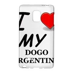 Dogo Love Galaxy Note Edge