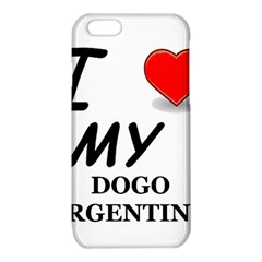 Dogo Love iPhone 6/6S TPU Case