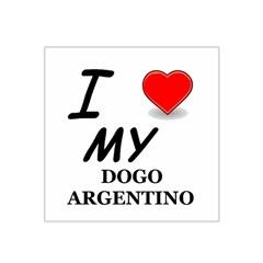 Dogo Love Satin Bandana Scarf