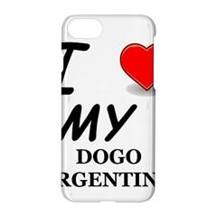 Dogo Love Apple iPhone 7 Hardshell Case