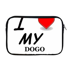 Dogo Love Apple MacBook Pro 17  Zipper Case