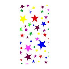 Stars Pattern Background Colorful Red Blue Pink Samsung Galaxy Alpha Hardshell Back Case