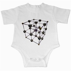 Grid Construction Structure Metal Infant Creepers