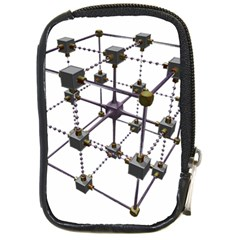 Grid Construction Structure Metal Compact Camera Cases