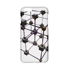 Grid Construction Structure Metal Apple iPhone 6/6S Hardshell Case