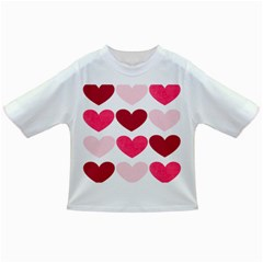 Valentine S Day Hearts Infant/Toddler T-Shirts