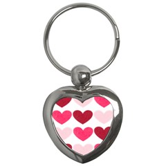 Valentine S Day Hearts Key Chains (Heart)