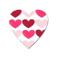 Valentine S Day Hearts Heart Magnet