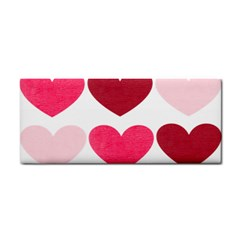 Valentine S Day Hearts Cosmetic Storage Cases