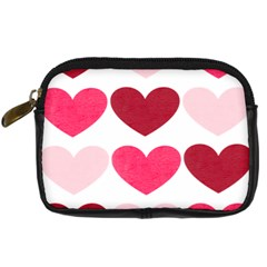 Valentine S Day Hearts Digital Camera Cases