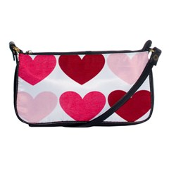 Valentine S Day Hearts Shoulder Clutch Bags