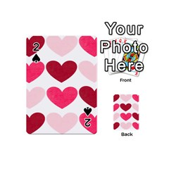 Valentine S Day Hearts Playing Cards 54 (Mini)