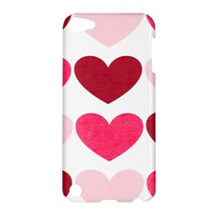 Valentine S Day Hearts Apple iPod Touch 5 Hardshell Case