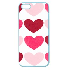 Valentine S Day Hearts Apple Seamless iPhone 5 Case (Color)
