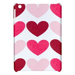 Valentine S Day Hearts Apple iPad Mini Hardshell Case