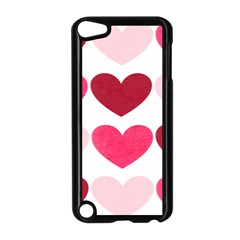 Valentine S Day Hearts Apple iPod Touch 5 Case (Black)