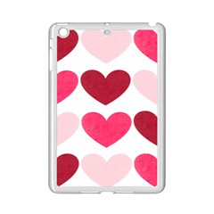 Valentine S Day Hearts iPad Mini 2 Enamel Coated Cases