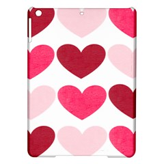 Valentine S Day Hearts iPad Air Hardshell Cases