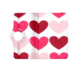 Valentine S Day Hearts Kindle Fire HDX 8.9  Flip 360 Case