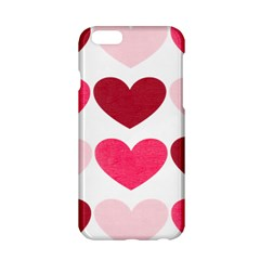 Valentine S Day Hearts Apple Iphone 6/6s Hardshell Case