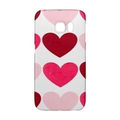 Valentine S Day Hearts Galaxy S6 Edge