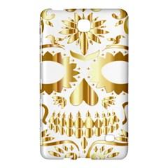Sugar Skull Bones Calavera Ornate Samsung Galaxy Tab 4 (8 ) Hardshell Case