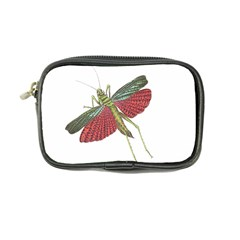 Grasshopper Insect Animal Isolated Coin Purse