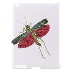 Grasshopper Insect Animal Isolated Apple Ipad 3/4 Hardshell Case (compatible With Smart Cover)