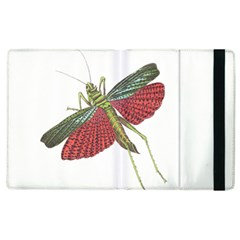 Grasshopper Insect Animal Isolated Apple iPad 3/4 Flip Case