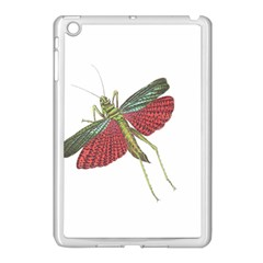 Grasshopper Insect Animal Isolated Apple iPad Mini Case (White)