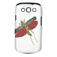 Grasshopper Insect Animal Isolated Samsung Galaxy S Iii Classic Hardshell Case (pc+silicone)