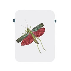 Grasshopper Insect Animal Isolated Apple iPad 2/3/4 Protective Soft Cases